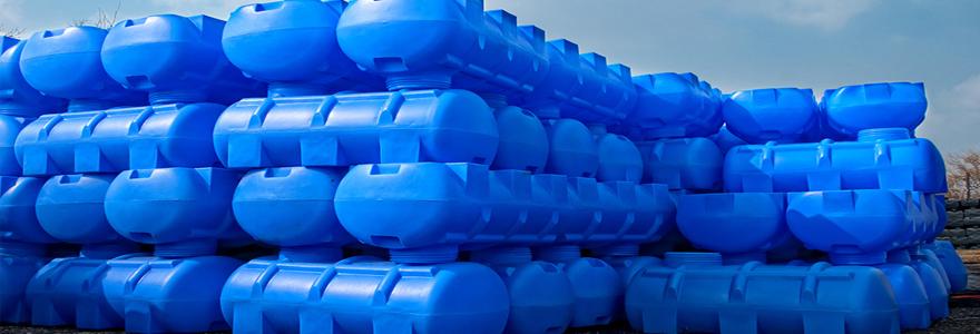cuves plastiques de stockage