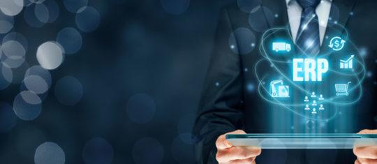 La transformation digitale et l'ERP